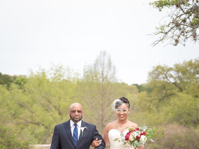 LaTuan and Tai's Wedding in Georgetown, Texas 8