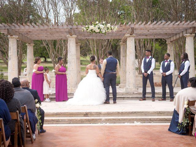 LaTuan and Tai's Wedding in Georgetown, Texas 11