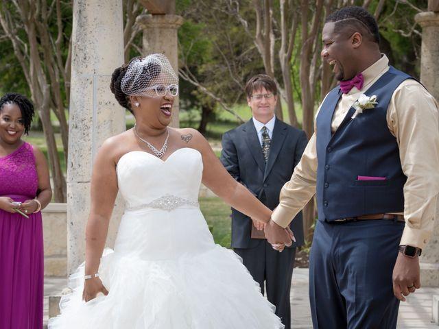 LaTuan and Tai's Wedding in Georgetown, Texas 15
