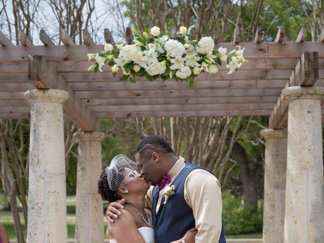 LaTuan and Tai's Wedding in Georgetown, Texas 16