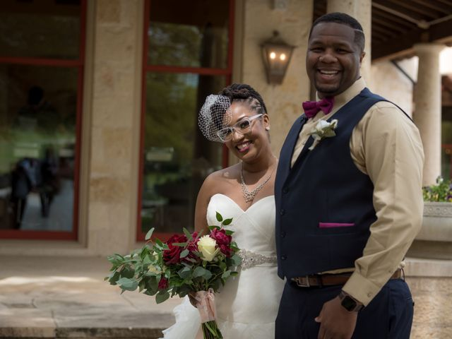 LaTuan and Tai's Wedding in Georgetown, Texas 17