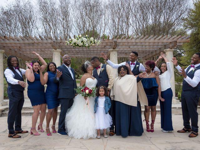 LaTuan and Tai's Wedding in Georgetown, Texas 18