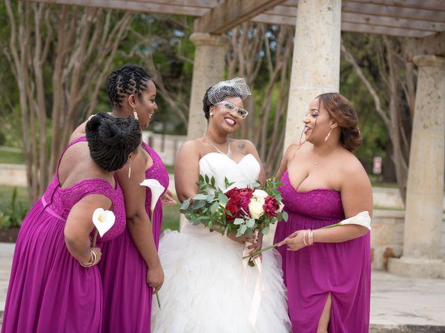 LaTuan and Tai's Wedding in Georgetown, Texas 21