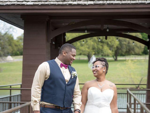 LaTuan and Tai's Wedding in Georgetown, Texas 24