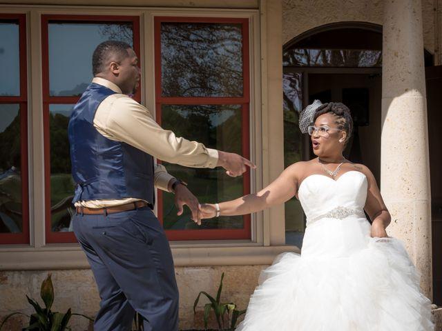 LaTuan and Tai's Wedding in Georgetown, Texas 25