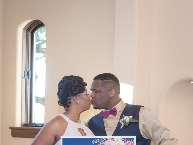 LaTuan and Tai's Wedding in Georgetown, Texas 29