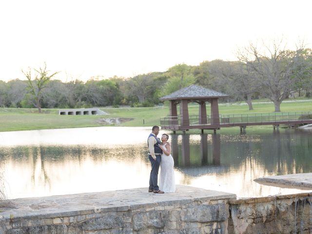 LaTuan and Tai's Wedding in Georgetown, Texas 30