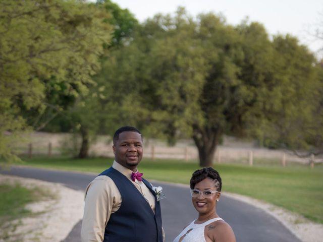 LaTuan and Tai's Wedding in Georgetown, Texas 31