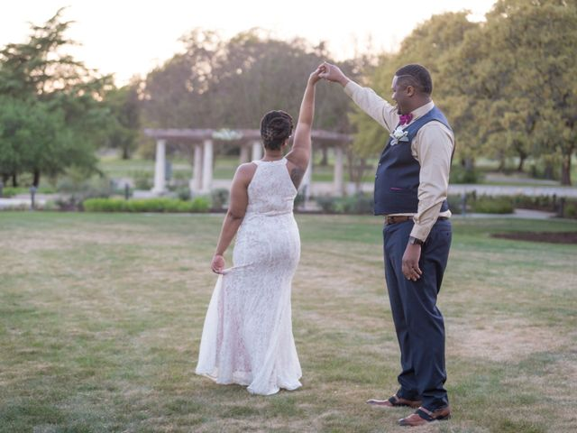LaTuan and Tai's Wedding in Georgetown, Texas 32