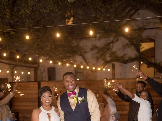 LaTuan and Tai's Wedding in Georgetown, Texas 33