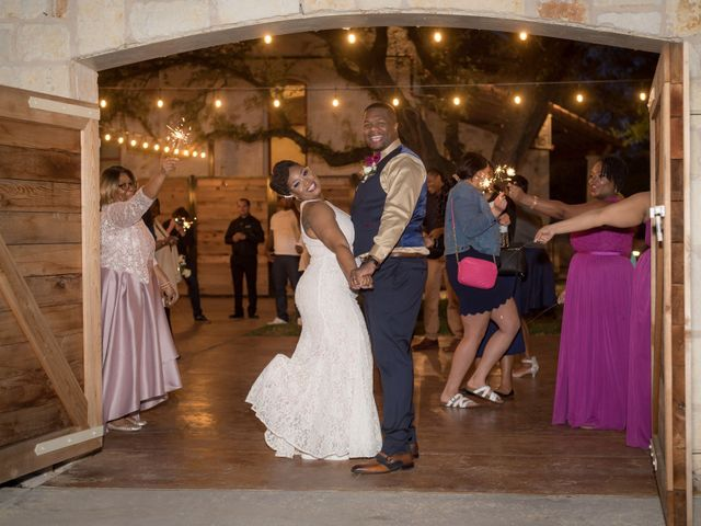 LaTuan and Tai's Wedding in Georgetown, Texas 35