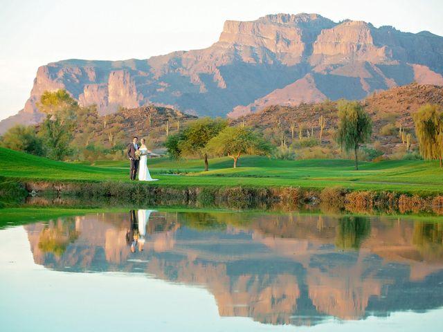 Nick and Amanda's Wedding in Phoenix, Arizona 9