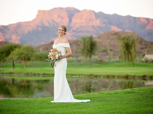 Nick and Amanda's Wedding in Phoenix, Arizona 1