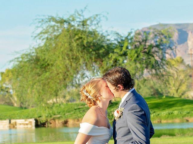 Nick and Amanda's Wedding in Phoenix, Arizona 19