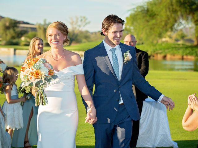 Nick and Amanda's Wedding in Phoenix, Arizona 20