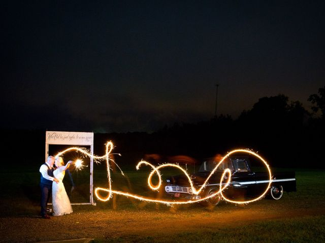 Jody and Shannon's Wedding in Spartanburg, South Carolina 4
