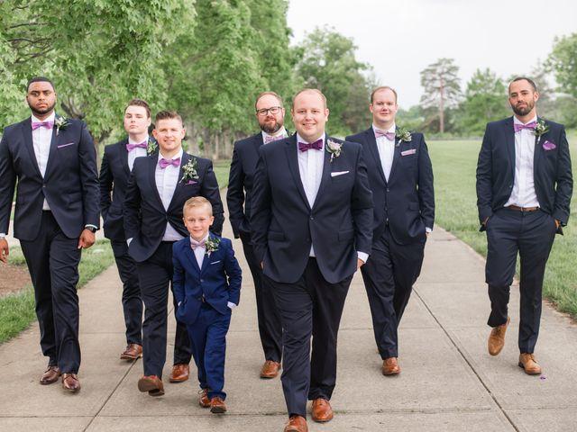 Andrew and Samantha's Wedding in Cincinnati, Ohio 4