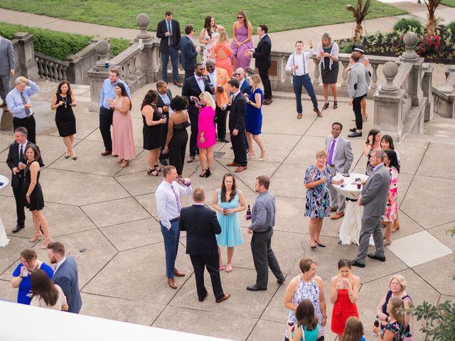 Andrew and Samantha's Wedding in Cincinnati, Ohio 6