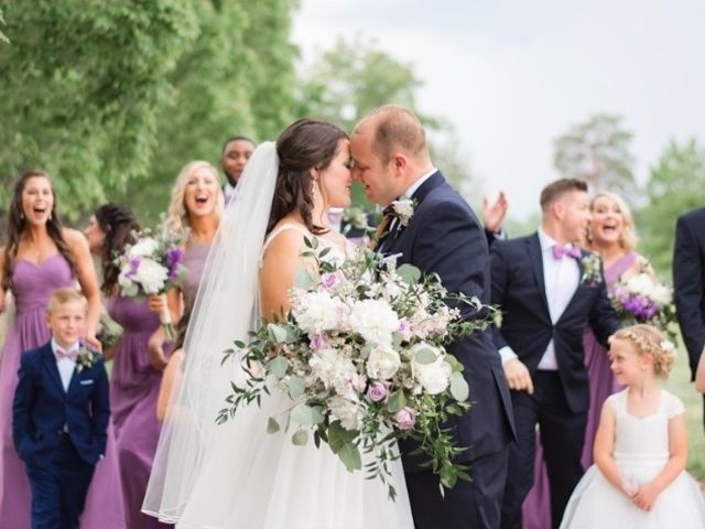 Andrew and Samantha's Wedding in Cincinnati, Ohio 10