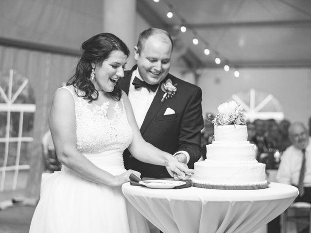 Andrew and Samantha's Wedding in Cincinnati, Ohio 12