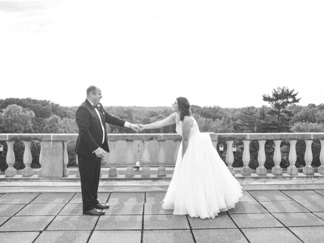 Andrew and Samantha's Wedding in Cincinnati, Ohio 16