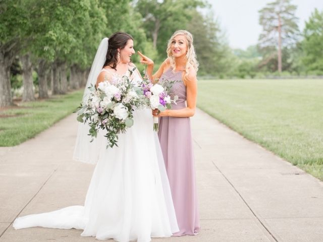 Andrew and Samantha's Wedding in Cincinnati, Ohio 24