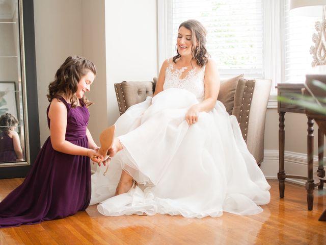Andrew and Samantha's Wedding in Cincinnati, Ohio 25