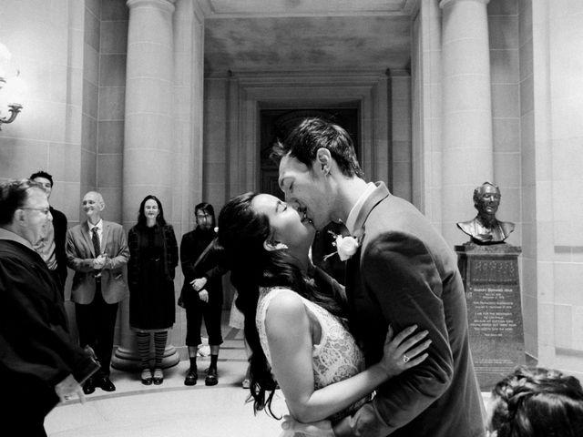 Christina and Luka's Wedding in San Francisco, California 1
