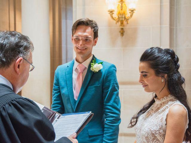 Christina and Luka's Wedding in San Francisco, California 2