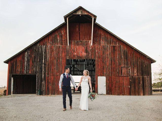 The wedding of Cory and Lauren