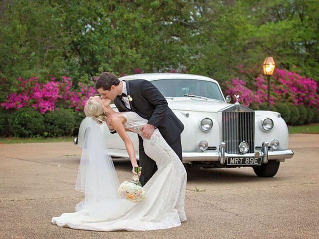 The wedding of Blaire and Brandon