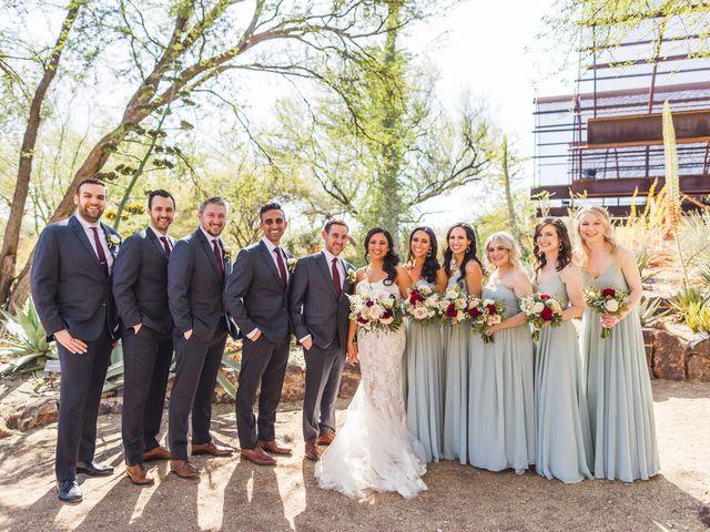 Jon and Taliah's Wedding in Phoenix, Arizona 29