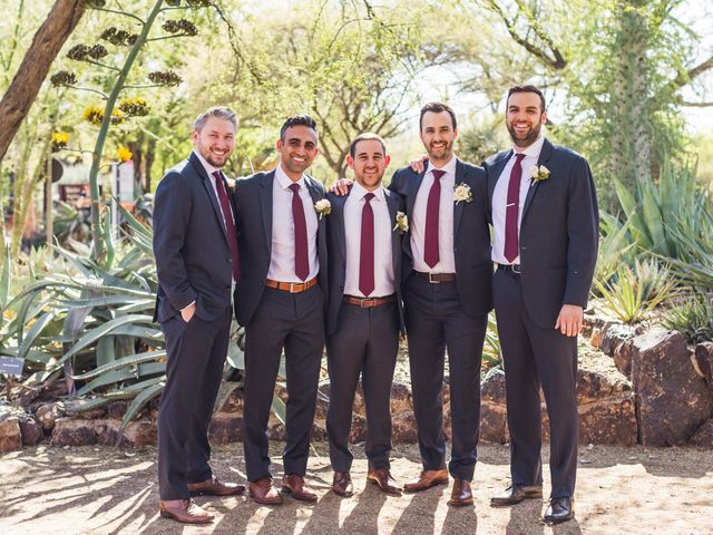 Jon and Taliah's Wedding in Phoenix, Arizona 30