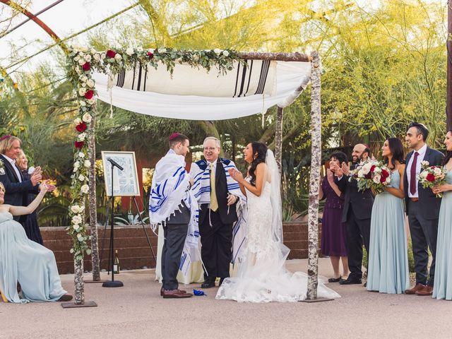 Jon and Taliah's Wedding in Phoenix, Arizona 49