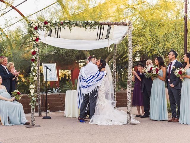 Jon and Taliah's Wedding in Phoenix, Arizona 50