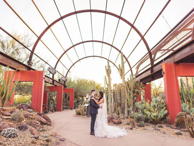 Jon and Taliah's Wedding in Phoenix, Arizona 1