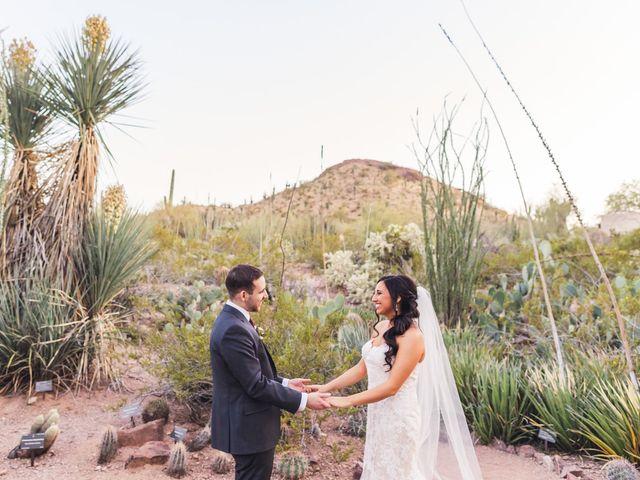 Jon and Taliah's Wedding in Phoenix, Arizona 58