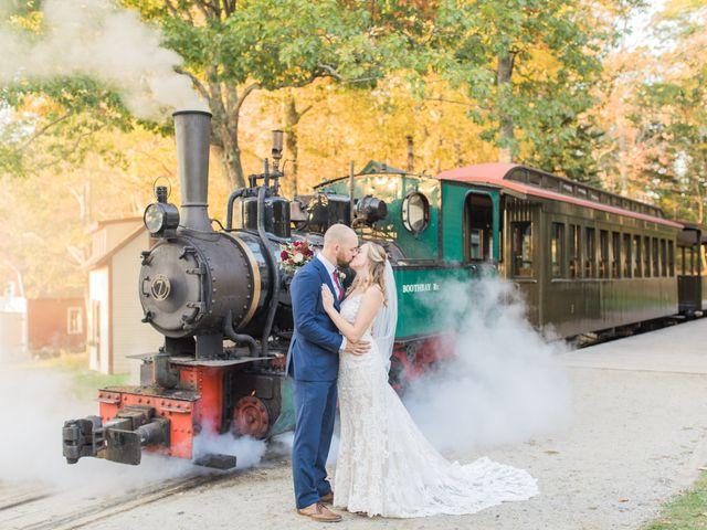 The wedding of Jennifer and Henry