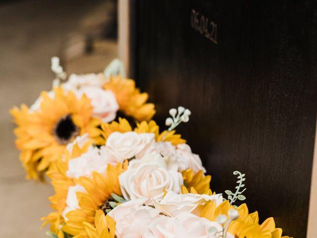 Doris and Austin's Wedding in Montgomery, Texas 9