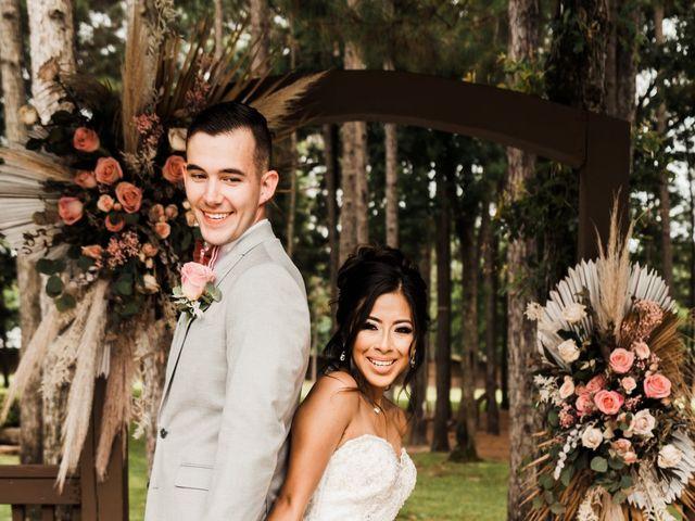 Doris and Austin's Wedding in Montgomery, Texas 11