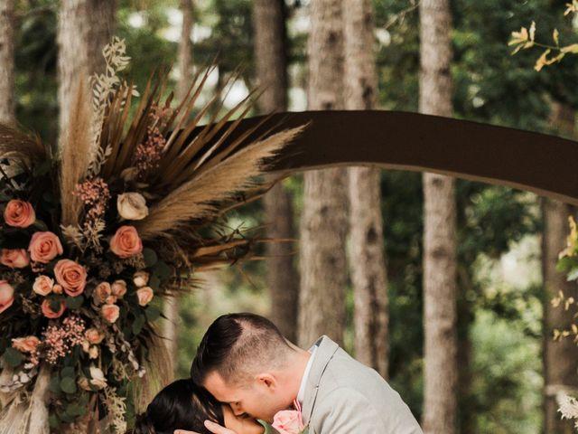 Doris and Austin's Wedding in Montgomery, Texas 14
