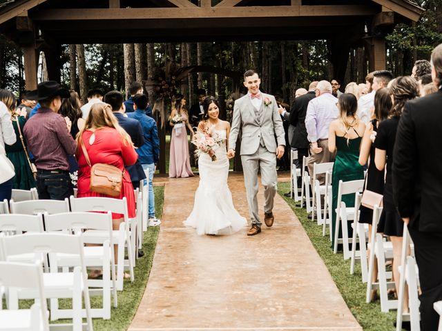 Doris and Austin's Wedding in Montgomery, Texas 2
