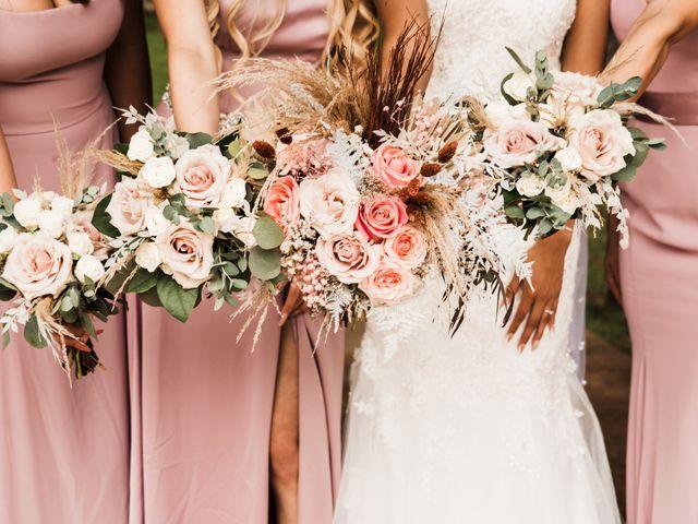 Doris and Austin's Wedding in Montgomery, Texas 21