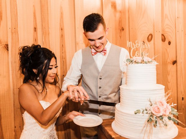 Doris and Austin's Wedding in Montgomery, Texas 27
