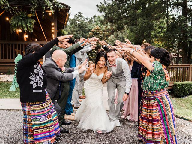 Doris and Austin's Wedding in Montgomery, Texas 28