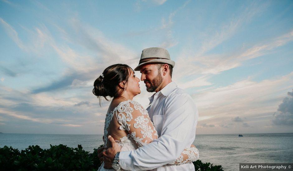 Oscar and Miriam's Wedding in Aguadilla, Puerto Rico