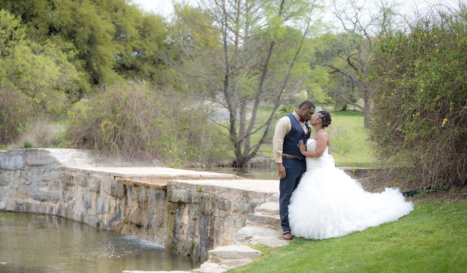 LaTuan and Tai's Wedding in Georgetown, Texas