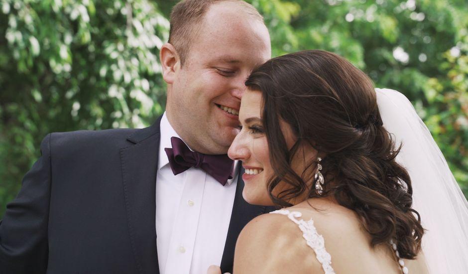 Andrew and Samantha's Wedding in Cincinnati, Ohio