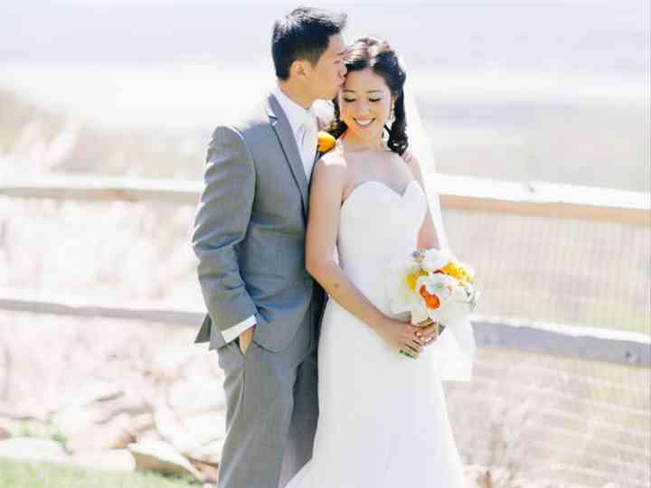 The wedding of Tim and Yukari