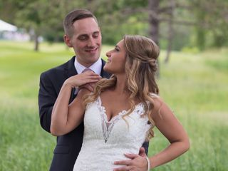 The wedding of Kaila and Brian 2